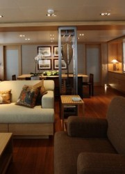 Picchiotti 50m Exuma Superyacht Attract the Luxury Lover with its Lavish Interiors
