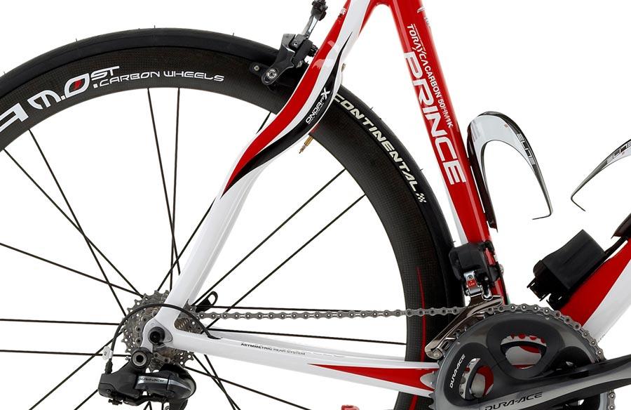 Pinarello Prince Carbon Di2 Bike - Rear Stay FPX