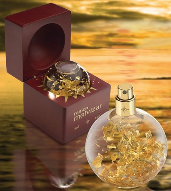 Ramon Molvizar Gold Collection Fragrances