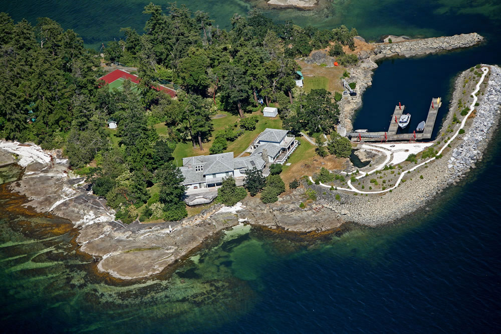 Scott Island – A Lush Green Paradise is Being Offered for $4.7 Million
