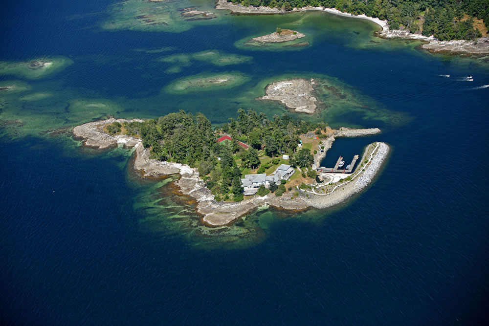 Scott Island, British Columbia