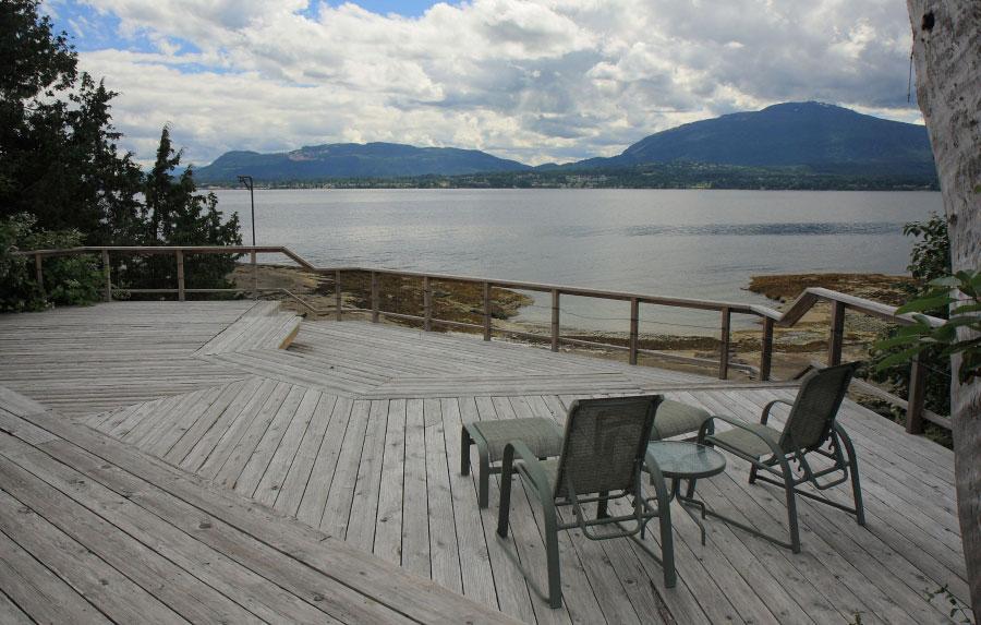 Scott Island, British Columbia