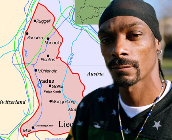Snoop Dogg Wanted to Rent the Entire Country of Liechtenstein as a Stage Set
