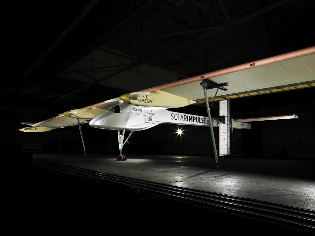 Hotel Bravo Solar Impulse Alpha - Solar Impulse HB-SIA