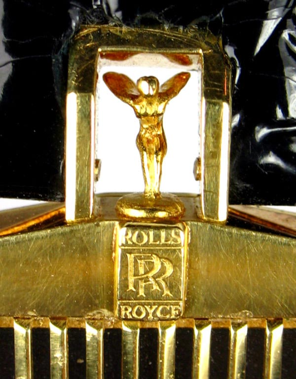 Corum 1970's Rolls-Royce Watch