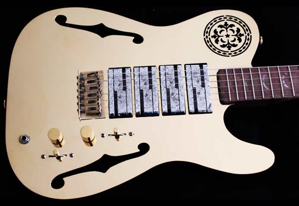 The GoldCaster &#8211; The Worlds Most Expensive Guitar