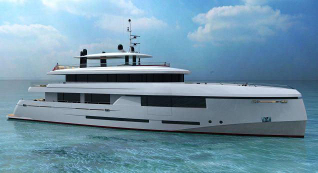 The Green Voyager - Kingship's Latest Green Yacht Project