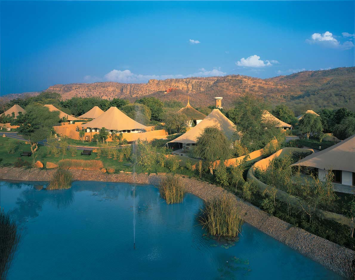 World's Best Hotel - The Oberoi Vanyavilas, Ranthambore