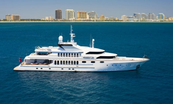 Triumphant Lady - Luxury Motor Yacht
