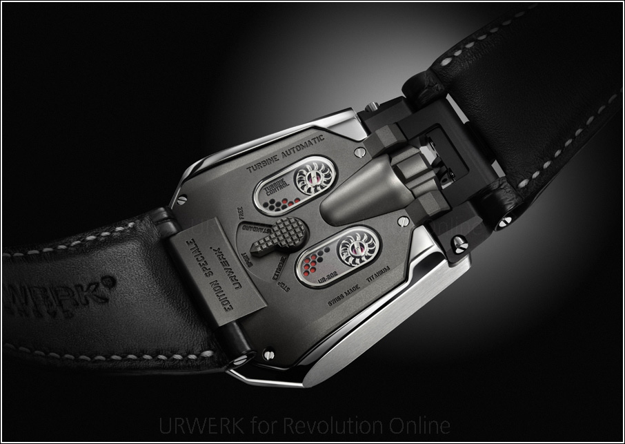 Urwerk White Shark