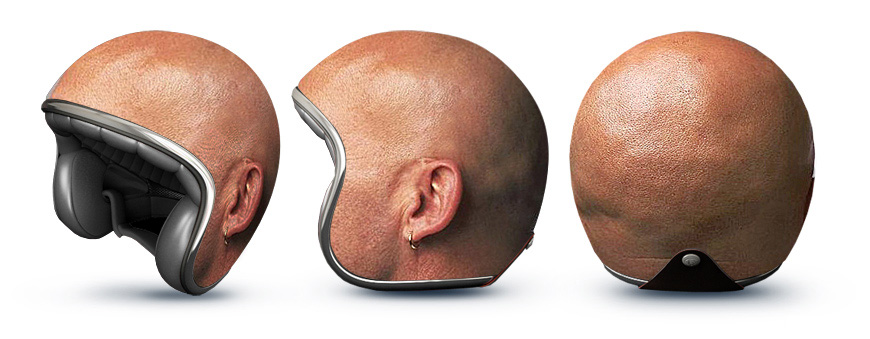 Unique Designed Motorcycle Helmets By Good EXtravaganzi