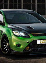 WEITEC Revealed 2010 Ford Focus RSW