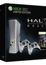 Xbox 360 Limited Edition Halo: Reach Bundle Available for Pre-Order