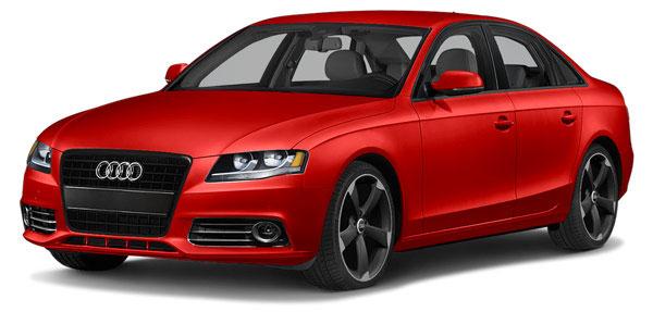 Audi A4 Sedan Ti Pack