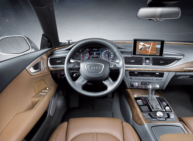 Audi A7 Sportback Official Images Leaked Ahead of Today Reveal