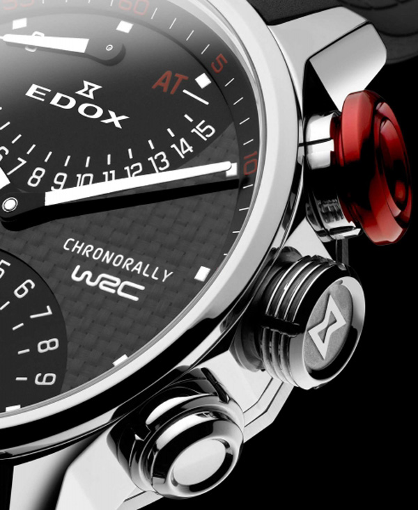 Edox WRC Chronorally Watch
