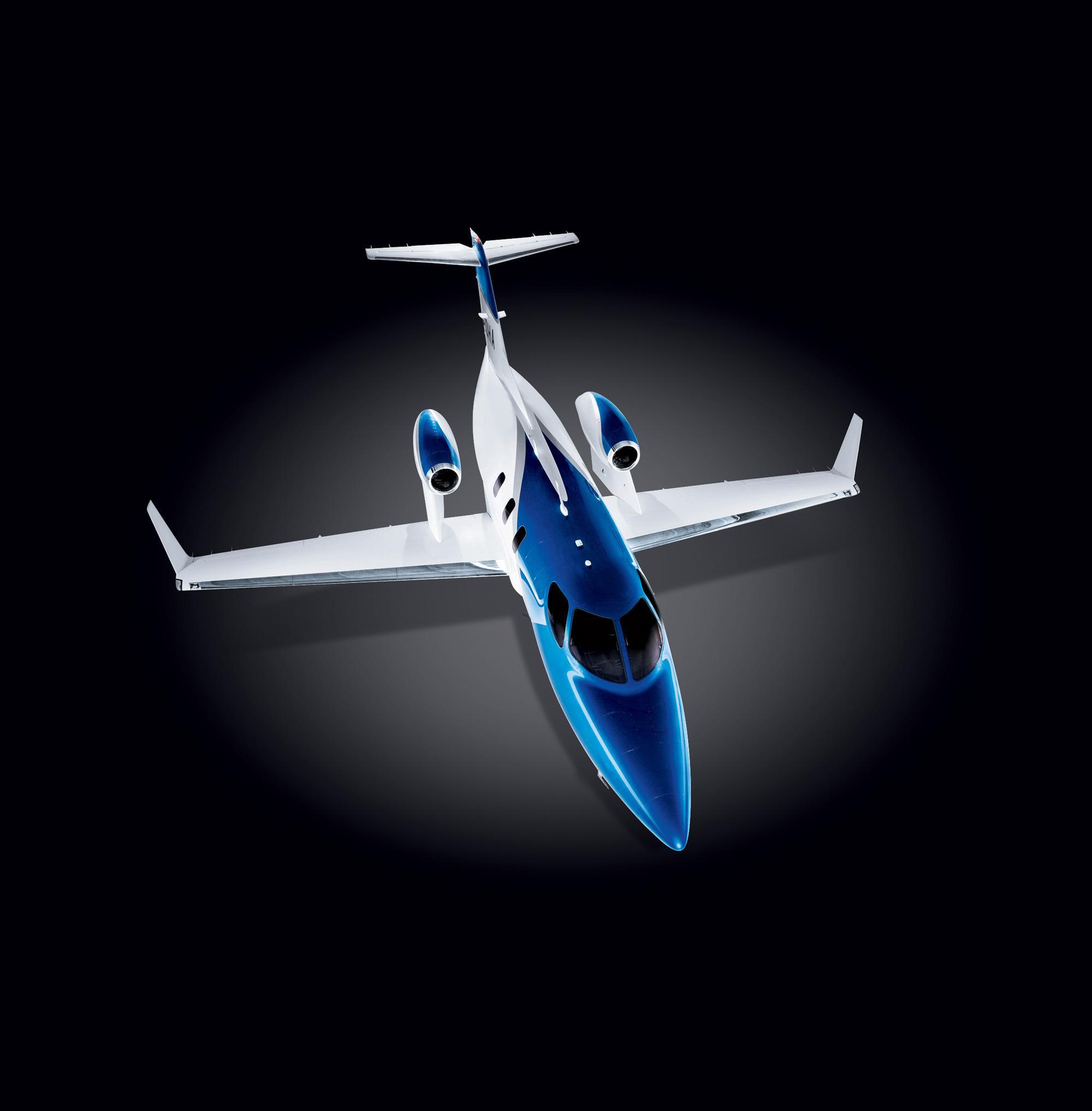 HondaJet - Honda's First Light Business Jet