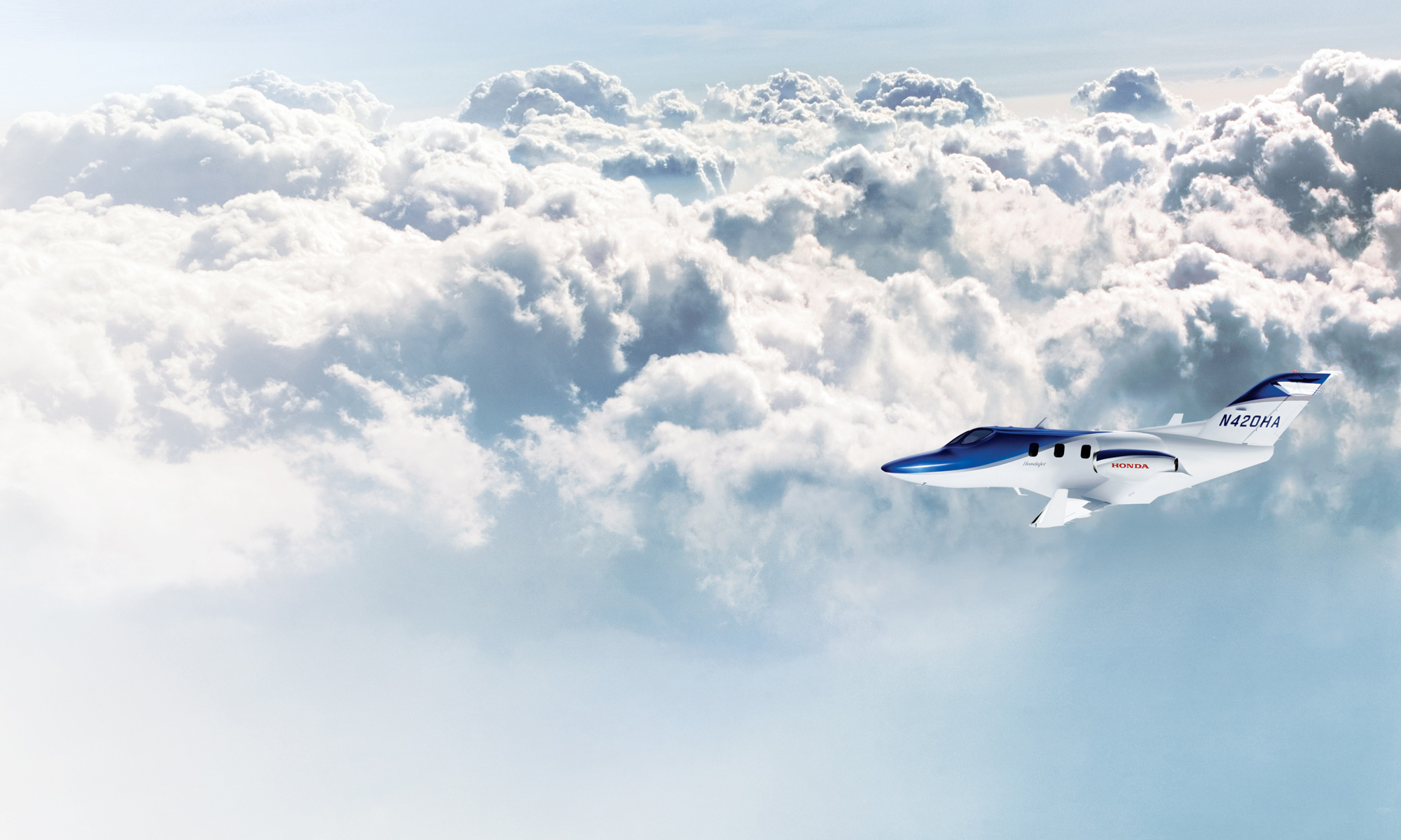HondaJet Honda 39 S First Light Business Jet Moving Closer To Delivery