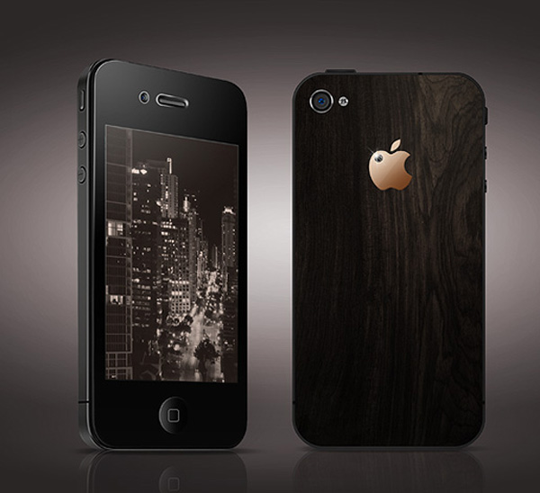 Gresso's iPhone 4 Black Diamond