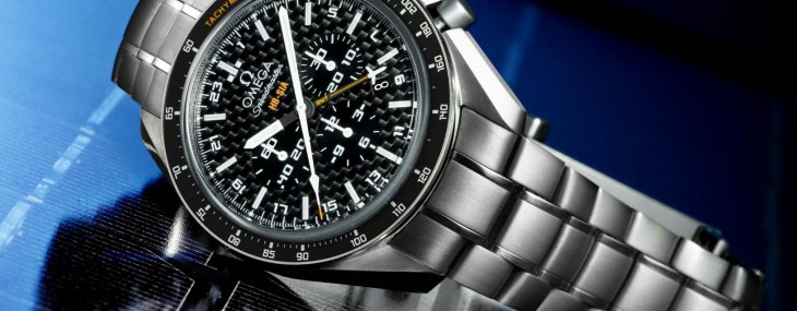 Omega Speedmaster GMT Inspired by Solar Impulse HB-SIA