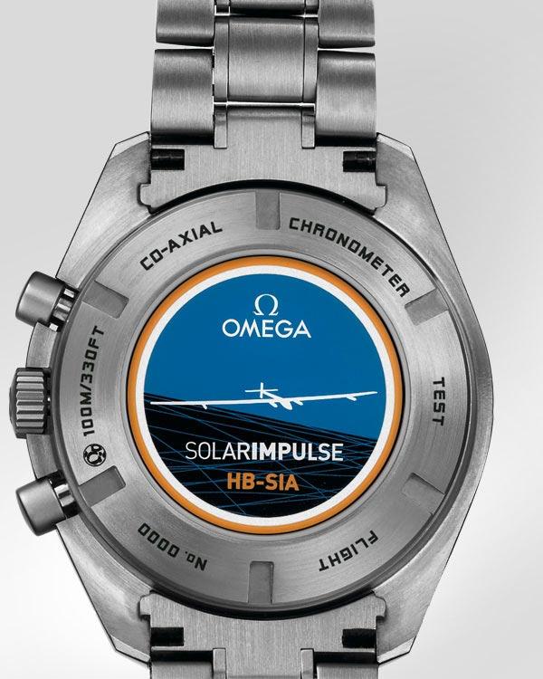 Omega Speedmaster HB-SIA Co-Axial GMT Chronograph - Titanium on Titanium