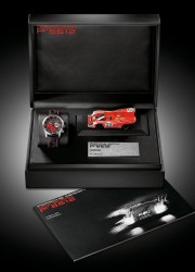 Porsche Design P'6612 Dashboard Le Mans 1970 Watch – A tribute to Porsche's first overall victory at Le Mans