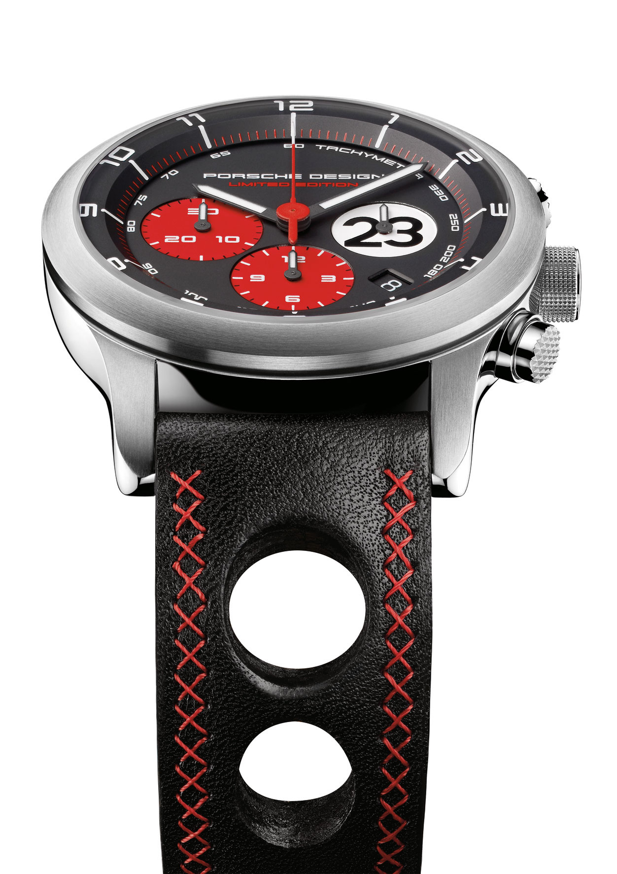 Porsche Design P'6612 Dashboard Le Mans 1970 Watch