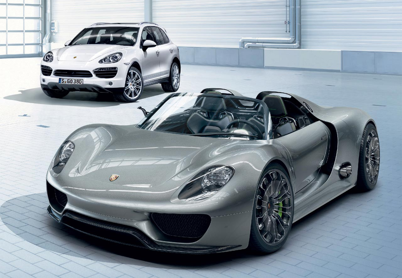 Porsche 918 Spyder Price Will Be Set Around 630 000