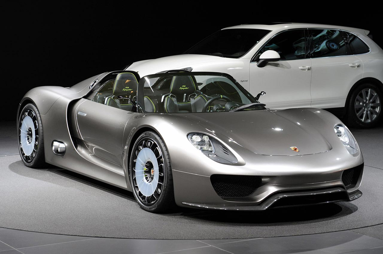 Porsche 918 Spyder Price Will Be Set Around $630,000