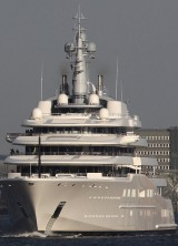 Roman Abramovich Eclipse Yacht has Sailed into a Lot of Trouble