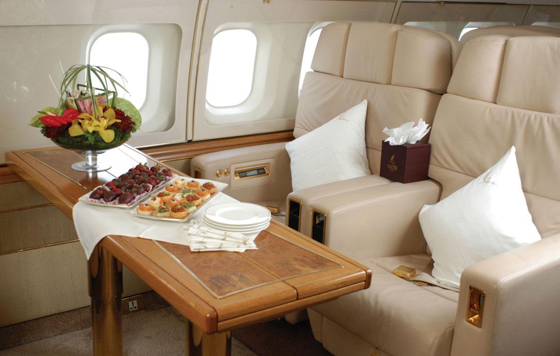 Royal Jet - The Boeing Business Jet (BBJ)