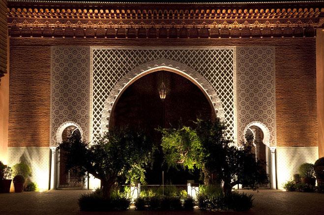 Royal Mansour Hotel