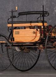 1886 Benz Patent Motor Wagen Replica