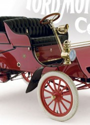 1903 Ford Model A Rear Entry Tonneau