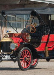 1909 Ford Model T Aluminum Bodied Touring Car