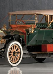 1911 Mercedes 38/70 HP Seven Passenger Touring