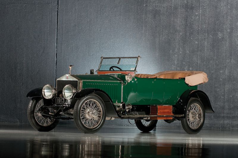 1913 Rolls Royce 40/50 HP Silver Ghost