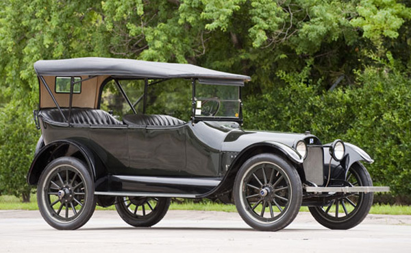 1917 Buick D 45 Touring