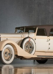 1928 Hispano Suiza H6C Convertible Sedan by Hibbard & Darrin