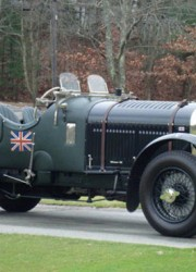 1930 Bentley 4.5 Liter Birkin Blower Le Mans Replica