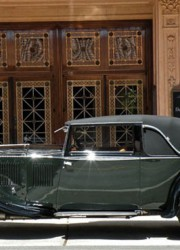 1931 Rolls Royce Phantom II Close Coupled Coupe