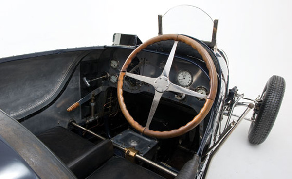 1931 Bugatti Type 51 Race Car