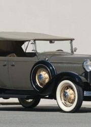 1932 Ford Model 18 Phaeton