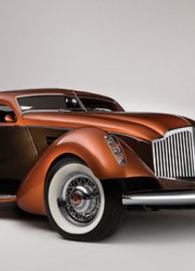 1934 Packard Myth Custom Boattail Coupe