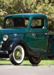 1935 Ford V8 1/2 Ton Pickup Truck