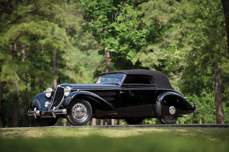 1936 Mercedes Benz 540K Special Cabriolet