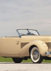 1937 Cord 812 Sportsman Convertible Coupe