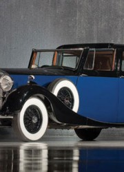 1937 Rolls Royce Phantom III Sedanca deVille