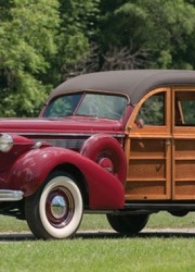 1938 Buick Century Estate Wagon