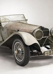 1938 Jaguar SS100 3.5 Roadster